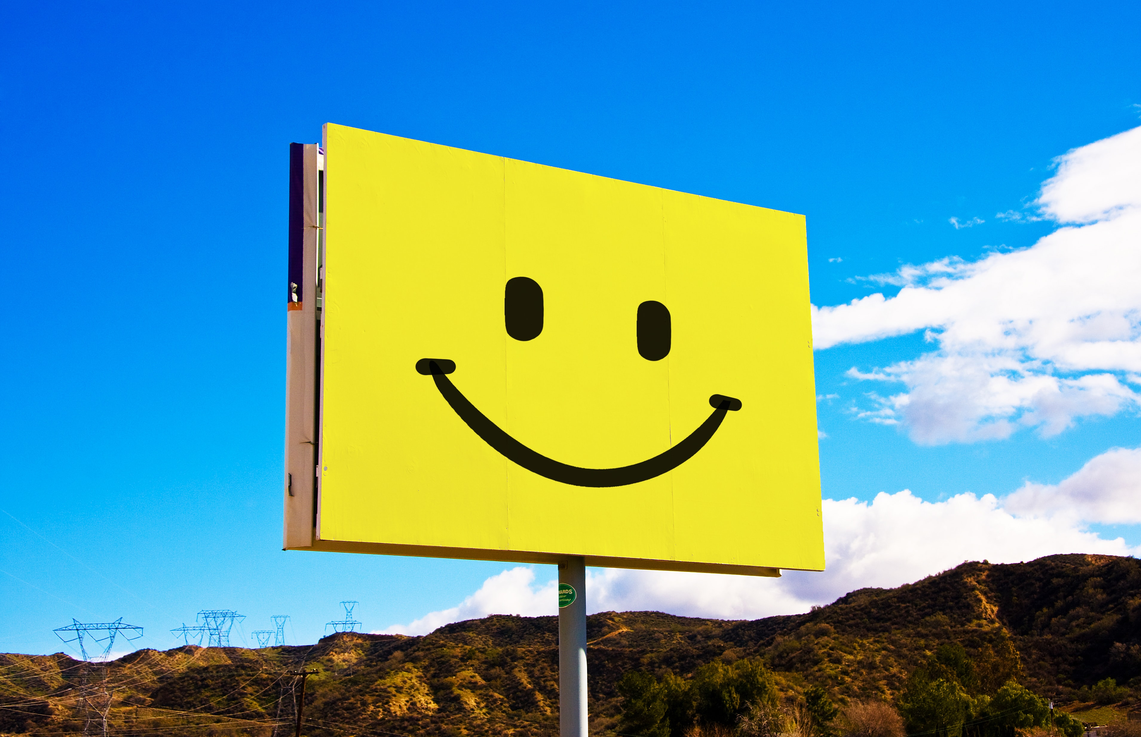 Happy Billboard
